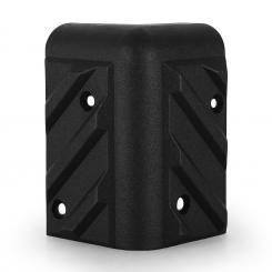 LLE Schutzecke universal PA Box Lautsprecher Plastik 52x52x85mm