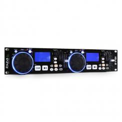 IDJ2 Doppel USB SD MP3 DJ Controller Scratch