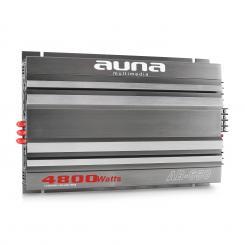 AB-650 Auto-Endstufe 6-Kanal Auto-Verstärker 540W RMS brückbar 4800W max. 6.0