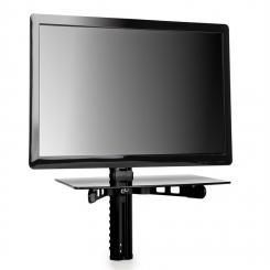 DVD-15B LCD-Schwenkarm-Wandhalterung Heimkino-Rack <25kg <58cm