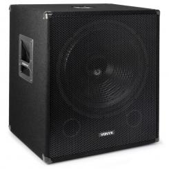 SMW18 PA Passiv-Subwoofer 1000 W 45cm Bassbox Tiefpass-Filter