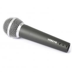 DM58 dynamisches Mikrofon mit 5 Metern XLR-Kabel