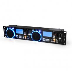 STC-50 DJ-MP3-Player 2 Decks USB SD Scratching