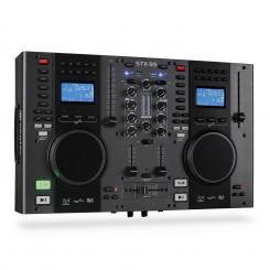 STX-95 DJ-Controller Doppel-CD-Player USB-MP3