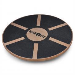 BRD2 Balance Board Koordinationskreiselr Ø 37,5 cm <150kg Holz Holz