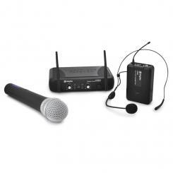 STWM722 UHF-Funkmikrofon-Set kabellos Headset