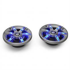 """CS-LED65 16,5cm-Auto-Lautsprecher 2x400W max. LED-Lichteffekt 16,5 cm (6,5"""")"""