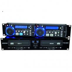 XDP-2800 Doppel-CD-Player SD USB