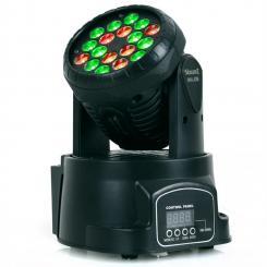 LED-108 Movinghead RGB 12/4-Kanal DMX