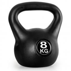 Kettlebell Trainingshanteln Kugelhanteln 8kg 8 kg