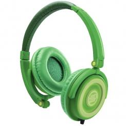RHP-5 DJ-Kopfhörer mit Mikrofon Leafgreen