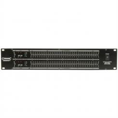 CEQ231 graphischer Equalizer 31-Band 2-Kanal