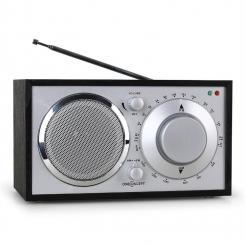 Lausanne Nostalgie-Radio schwarz UKW AUX