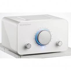 R2 FM/AM Kompaktradio weiß