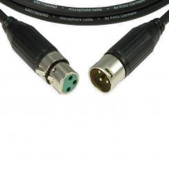 Mikrofonkabel GRSXP050  XLR-männlich-zu-XLR-weiblich 5m