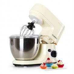 Carina Morena Küchenmaschine 800W 1,1 PS 4 Liter Creme