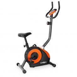 Mobi FX 250 Fahrrad-Heimtrainer Ergometer Pulsmesser max. 100 kg Orange