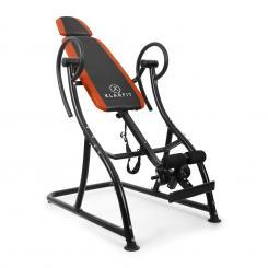 Relax Zone Pro Inversionsbank Rücken Hang-Up bis 150 kg schwarz/rot Rot