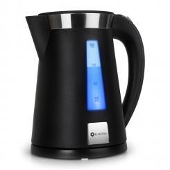 Sunday Morning Wasserkocher schwarz 2200W 1,7 Liter Schwarz