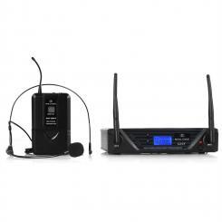 UHF-350 Solo2 1-Kanal UHF-Funkmikrofon-Set 1 x Headset-Mikrofon