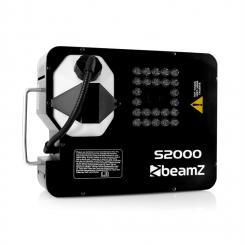 S2000 Smokemachine Nebelmaschine 2000W DMX LED 530m³/min