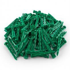 Bodendübel für Rasenmähroboter 100 Stück Ersatzdübel