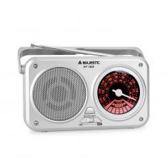RT 182 Kompaktradio UKW/MW-Tuner Lautsprecher Kopfhörerbuchse
