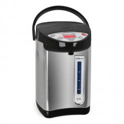 Grand Champion Thermo Pot 5 Liter 680W schwarz/silber Schwarz