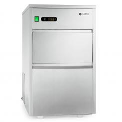 Powericer XXL Industrie Eiswürfelmaschine 240W 25kg/Tag Edelstahl XXL