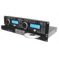 CDD500 Dual-CD-Player USB MP3 Pitch