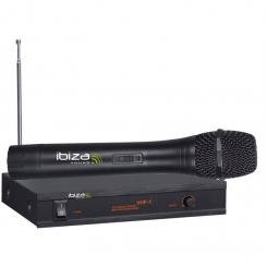 VHF-1A wireless Mikrofon-System großer Frequenzbereich 90dB
