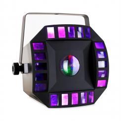 LED-Combomoon DMX RGBWA Musiksteuerung