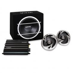 VC-PKPOWER Car-Hifi-Set 1300W