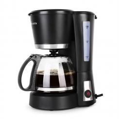 Minibarista Kaffeemaschine schwarz 550W 0,6 Liter