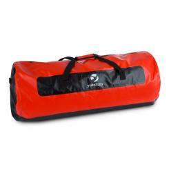 Quintoni 120 Seesack Sporttasche 120 Liter wasserdicht schwarz/rot Rot