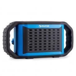 Poolboy Bluetooth-Lautsprecher Blau USB AUX Wasserdicht Stoßfest