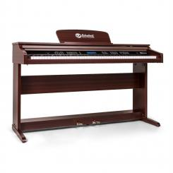 Subi88P2 88-Tasten E-Piano braun Braun