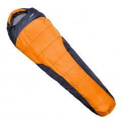 Gullfoss Schlafsack 230x80x55cm 2-lagig 1,5kg Kunstfaser orange Orange
