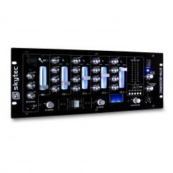 STM-3005REC 4-Kanal DJ-Mischpult USB MP3 REC EQ