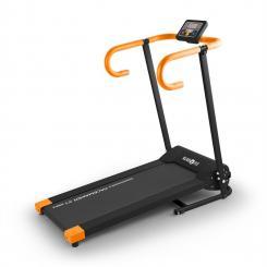 Pacemaker X1 Laufband 10 km/h Trainingscomputer schwarz-orange Orange