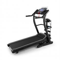 Pacemaker FX5 Laufband 1,5 PS 12 km/h Pulsmesser Massagegerät Sit-up Schwarz