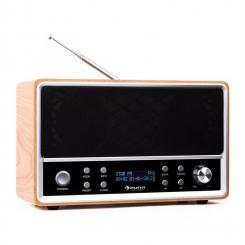 Charleston DAB+-Digitalradio tragbar UKW RDS Wecker buche