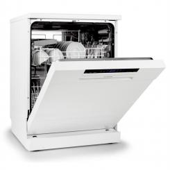 Amazonia 60 Geschirrspülmaschine A++ 1850W 12 Maßgedecke 49 dB weiß Weiß