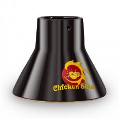 Chicken Sitter Hähnchenbrater Grillzubehör Keramik