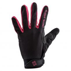 Nicetouch S Pink Sporthandschuhe Trainingshandschuhe Kunstleder Pink | M