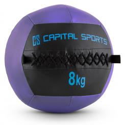 Epitomer Wall Ball 8kg Kunstleder lila 8 kg
