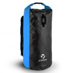 Quintona 70B Trekking-Rucksack 70L wasserdicht geruchsdicht winddicht Blau