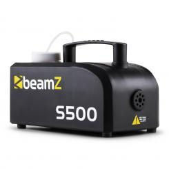 S500 New Edition Nebelmaschine 500W 50m³ mit 250ml Nebelfluid