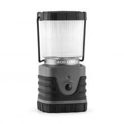 Yindus Campinglaterne LED 400 Lumen 150h 12m eckig grau Grau