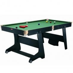FS-6 TT-1 Poolbillardtisch Snooker Tischtennisaufsatz klappbar